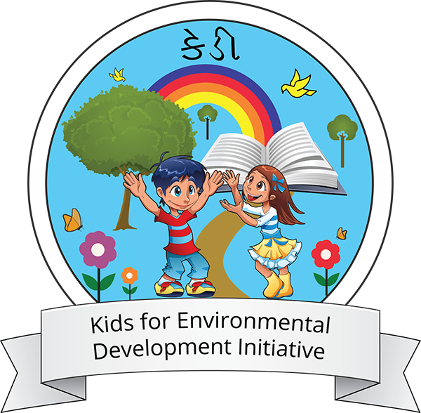 Kids for Environmental Development Initiative - Logo Design